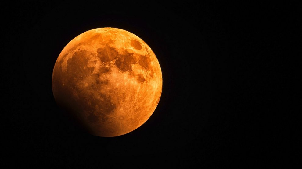 Kuun pimennys 2020